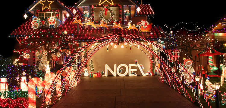 best places to see christmas lights in the tampa bay area - Bay Area Christmas Lights